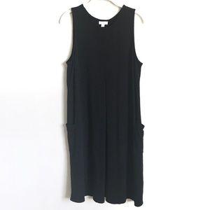 J. Jill Black Tank Dress